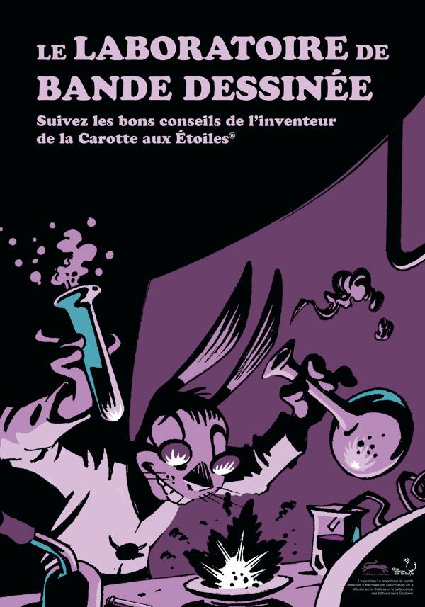 Le laboratoire de bande dessinée