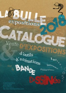 couv_catalogue_La_bulle_2018