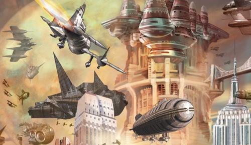 Les Machines extraordinaires de Jules Verne en bande dessinée