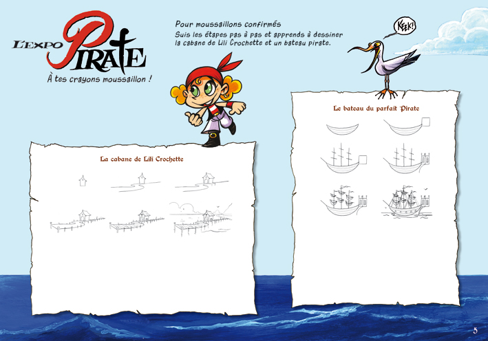 L Expo Pirate La Bulle Expositions